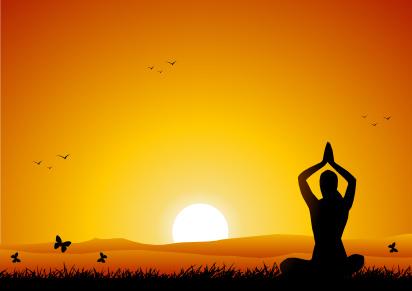 meditazione dal latino meditatio, riflessione